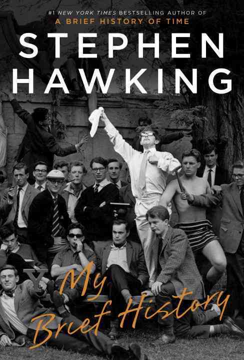 My Brief History By Hawking, Stephen
